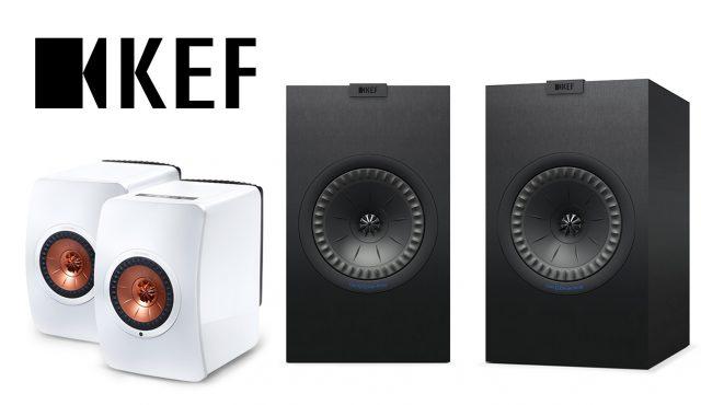 KEF スピーカーシステム<br>プロが認めたベストセラー