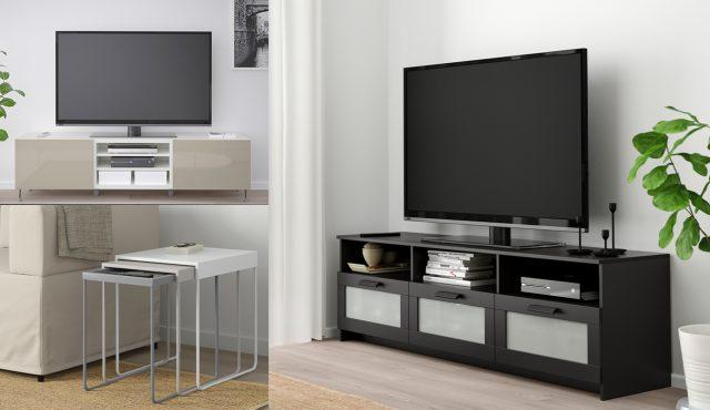 Ikea(イケア)で探した<前編><br> 大画面テレビやプロジェクターを置きたい!