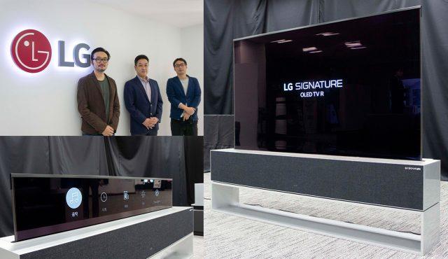 ローラブルテレビが国内に初上陸!<br>ホームシアターでの可能性をプロが語る