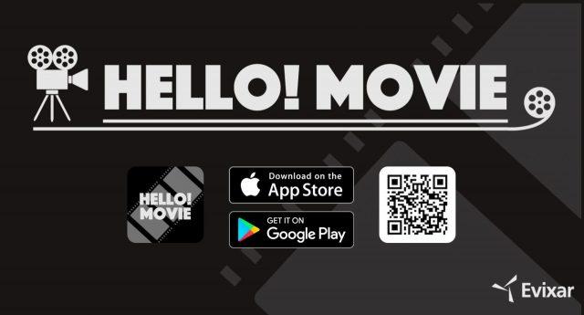 HELLO!MOVIEサービス